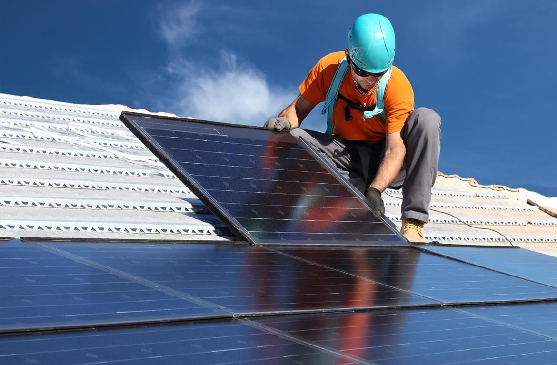 1 kW solar system