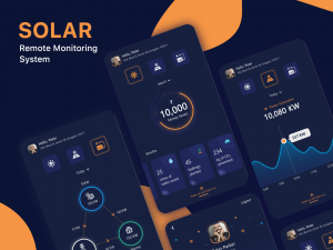homescape monitoring app