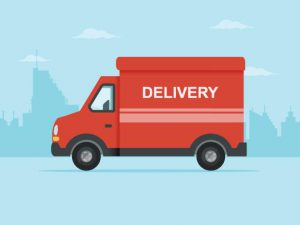 delivery of equipments