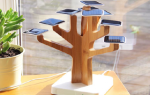 Solar powered gadgets